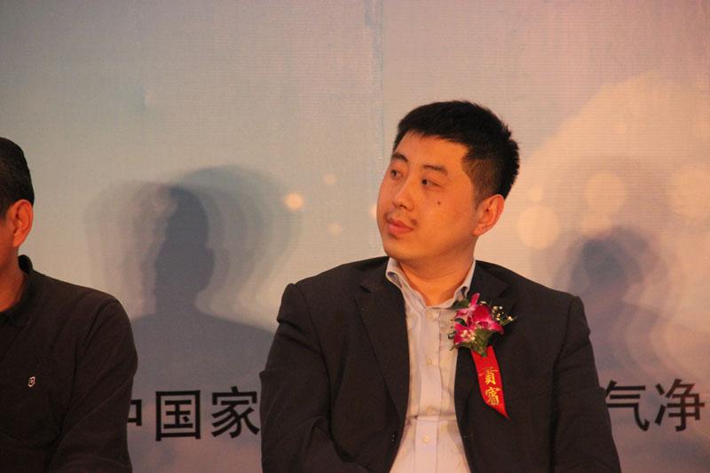 大金(中国)投资有限公司空调事业部部长王伟斌